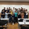 Danny Barradas participa de bate-papo com alunos de Administração