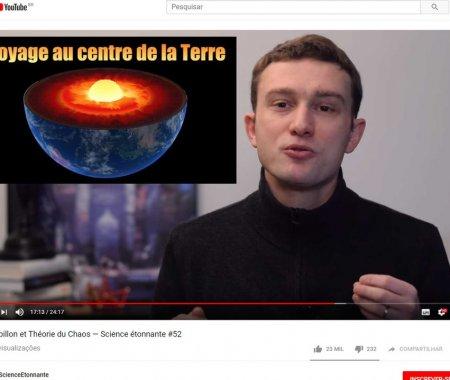 Da sala de aula para o YouTube, canais científicos viram mania na França
