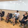 Mesa-redonda de mulheres marca 1ª Semana da Diversidade no iCEV