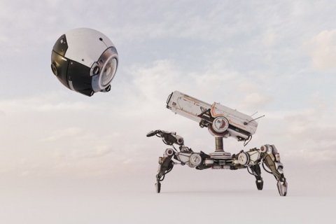 The Robotic Future: Where Bots Operate Together and Learn From Each Other