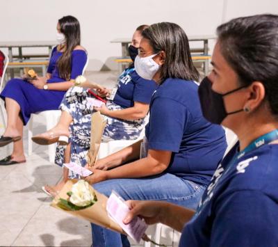 O iCEV é feito de mulheres de muita garra! 8 de março, dia internacional da mulher