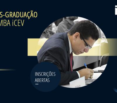 Pós-graduação iCEV – Networking com os melhores do mercado!