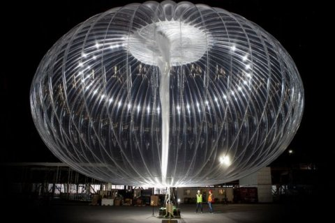 Como balão dirigido por inteligência artificial surpreendeu criadores