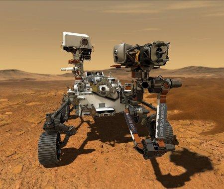 Robô Perseverance extrai oxigênio de Marte pela primeira vez