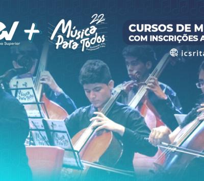 iCEV + Música Para Todos